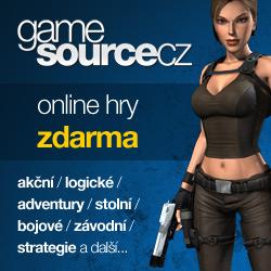 GameSource.cz - online hry zdarma